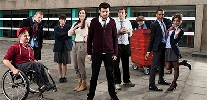 BBC Three renouvelle Bad Education, Bluestone 42 et Some Girls